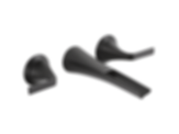 Sotria® Wall Mount Lavatory Faucet T65851LF