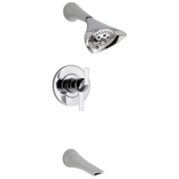 Sotria® TempAssure® Thermostatic Tub/Shower Fixtures T60450