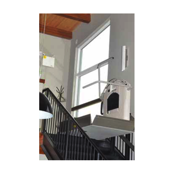Perfect WHEELCHAIR LIFTS   INCLINED PLATFORM LIFTS   X Press II