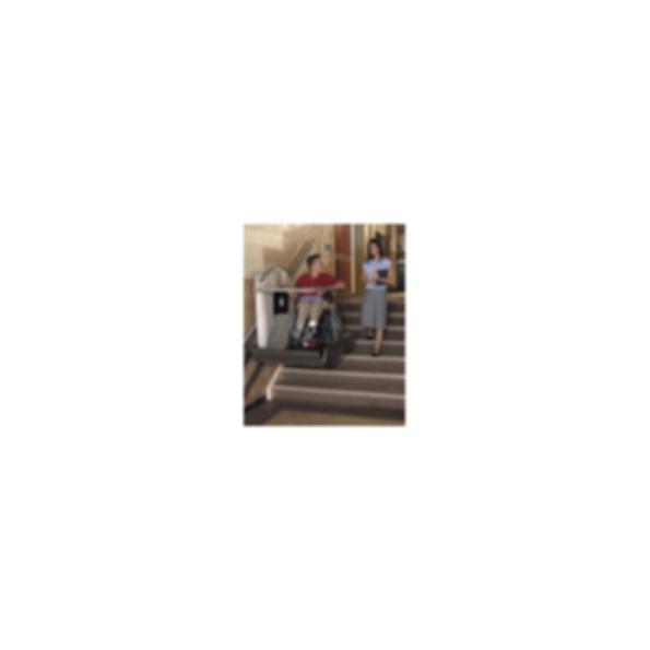 WHEELCHAIR LIFTS - INCLINED PLATFORM LIFTS - X Press II