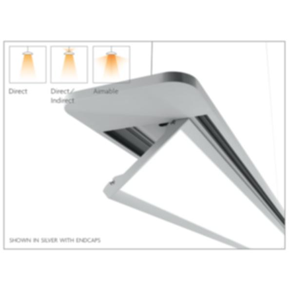 Tech Lighting - Tilted 6x48 assembly