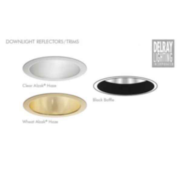 H5100 Horizontal Downlight by Delray Lighting
