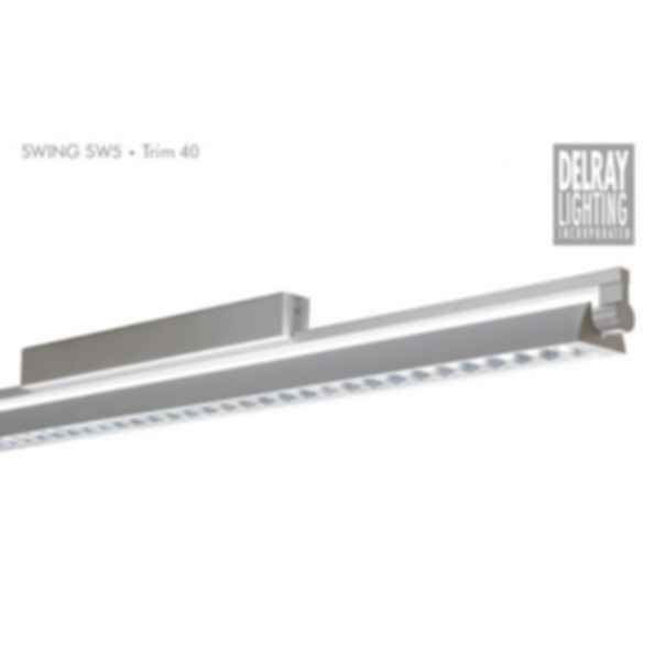 Swing SW5 Surface Mount, Trim 40, by Delray Lighting