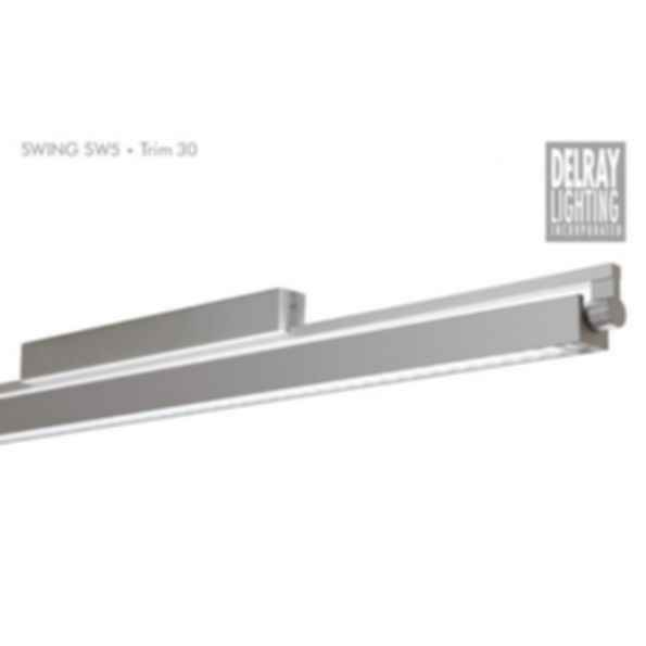 Swing SW5 Surface Mount, Trim 30, by Delray Lighting
