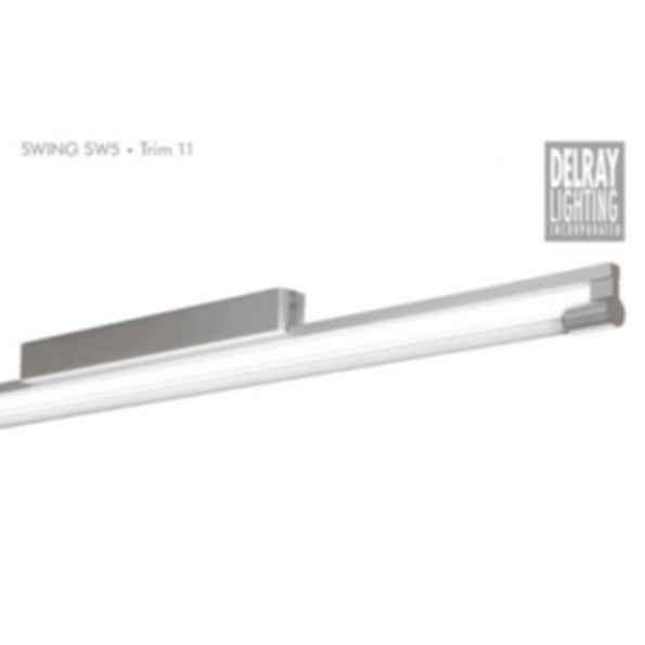 Swing SW5 Surface Mount, Trim 11, by Delray Lighting