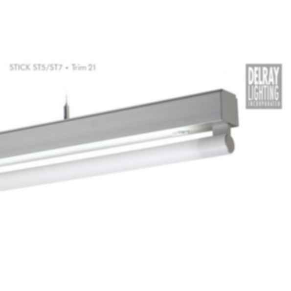 Stick ST5/ST7, Trim 21, by Delray Lighting