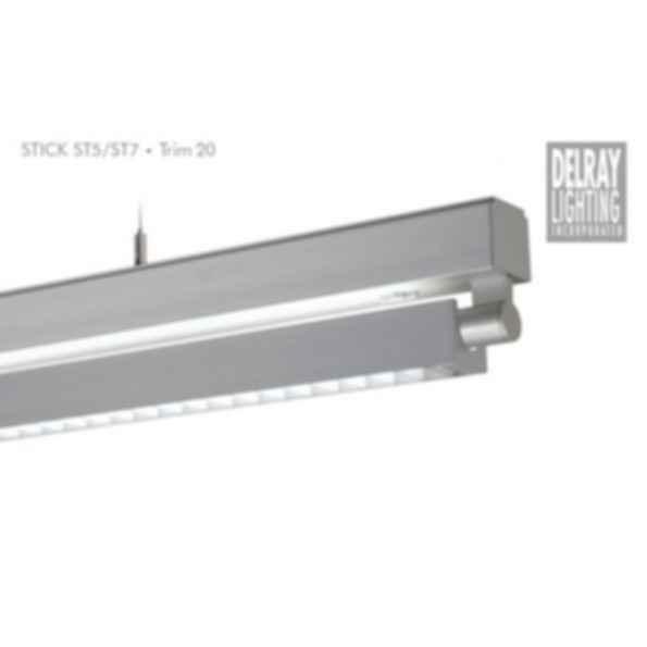 Stick ST5/ST7, Trim 20, by Delray Lighting
