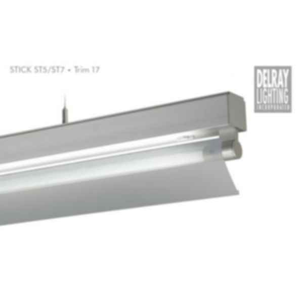 Stick ST5/ST7, Trim 17, by Delray Lighting