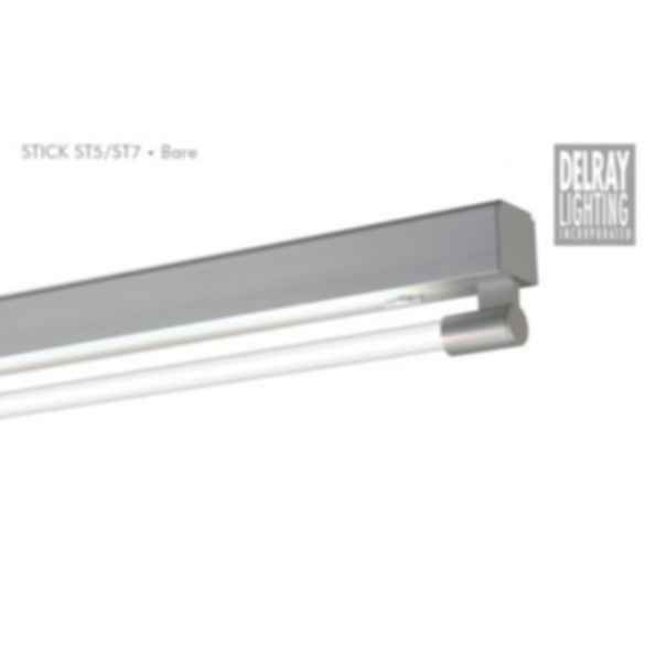 Stick ST5/ST7, Bare, by Delray Lighting