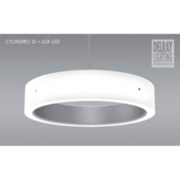 680 Cylindro III, Lux by Delray Lighting