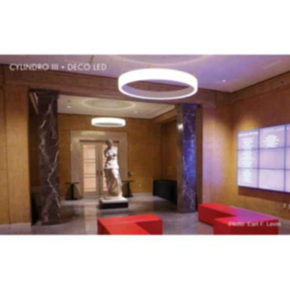 680 Cylindro III, Deco by Delray Lighting