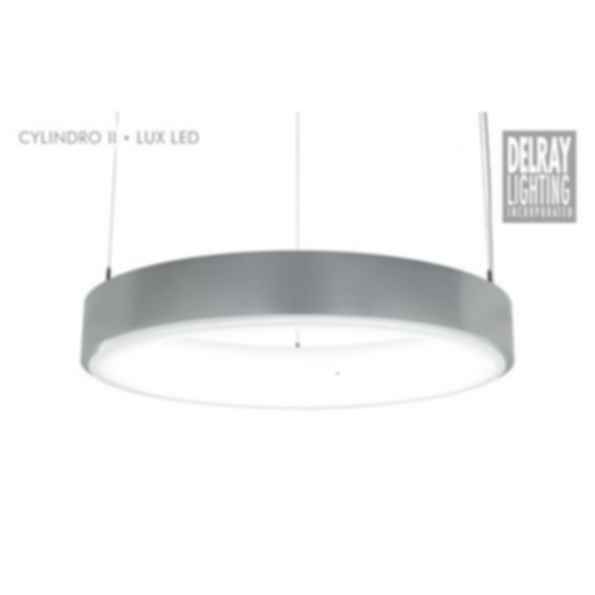 670 Cylindro II, Lux by Delray Lighting