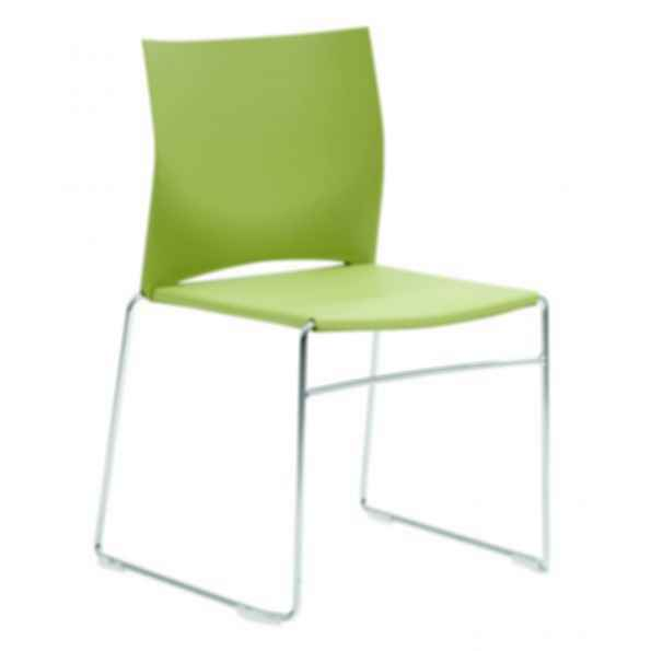 Plaza Armless Chair