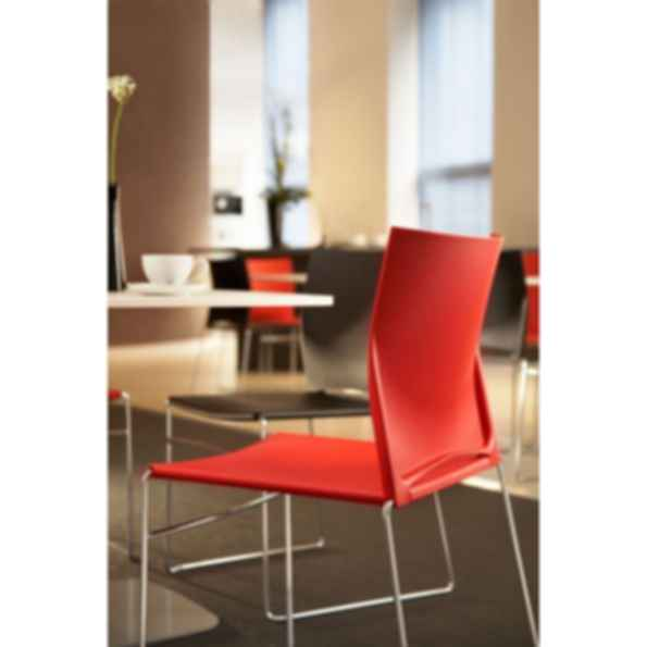 Plaza Armless Chair