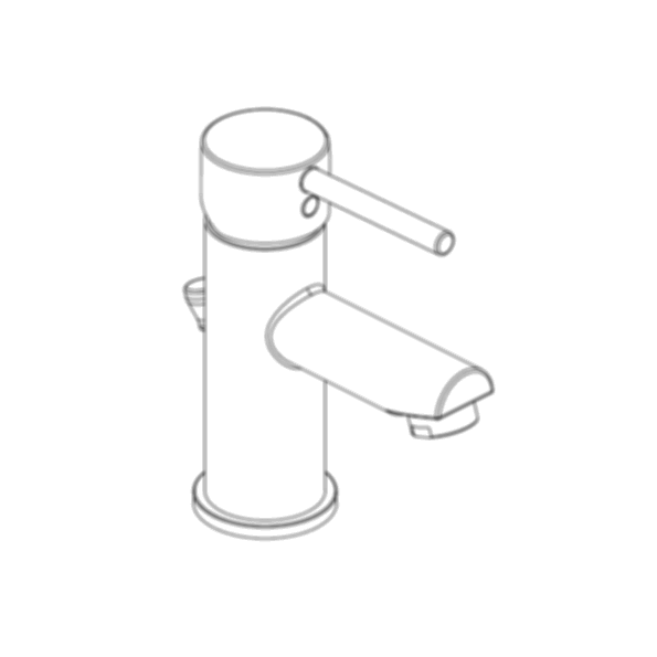 Single Handle Lavatory Faucet FG559LF-PP