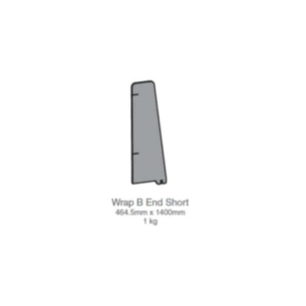 Screen | EchoPanel Wrap B End Short Non-Fabric library