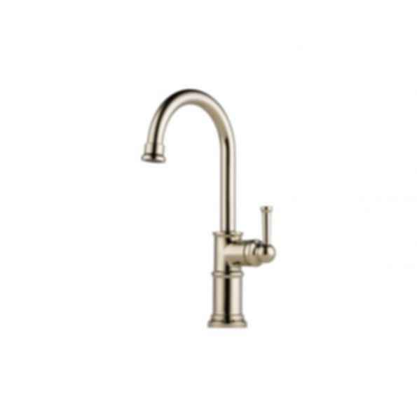 Artesso Single Handle Bar Faucet Polished Nickel