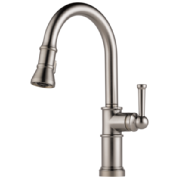 Artesso® Single Handle Pull-Down Kitchen Faucet 63025LF