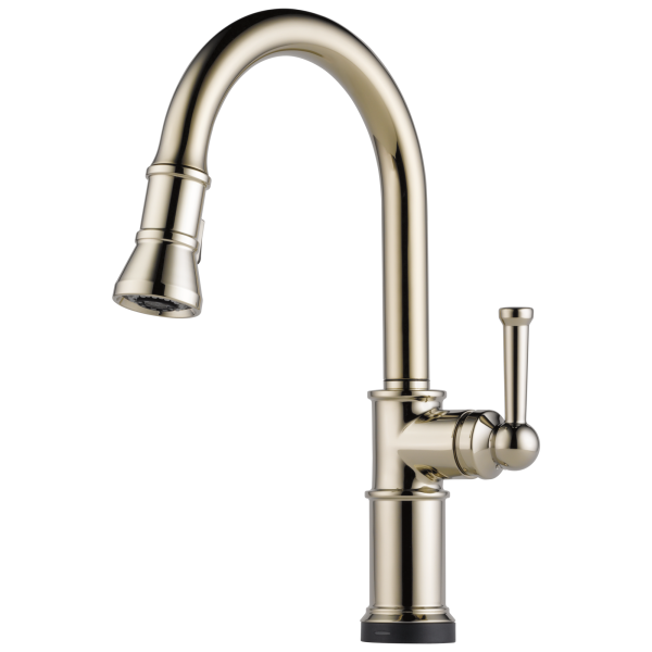 Artesso 174 Single Handle Pull Down Kitchen Faucet With Smart