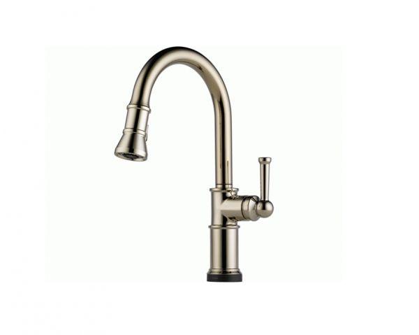 Brizo Polished Nickel Kitchen Faucet