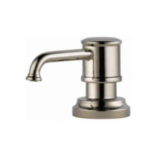 Artesso Soap/Lotion Dispenser Polished Nickel