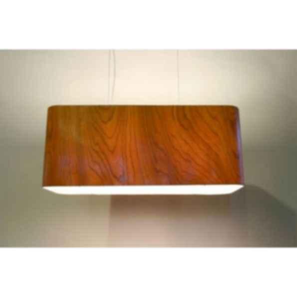 Indirect light pendant lamp mesa verde
