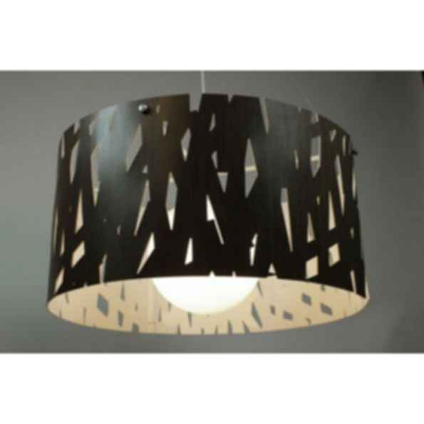 Pendant lamp forest satellite