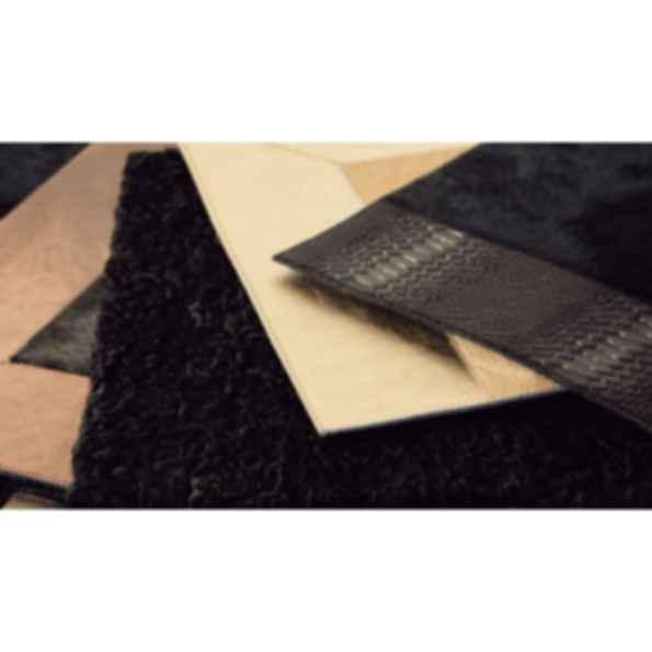 Rectangular Cow hide rug METALLIC BRONZE