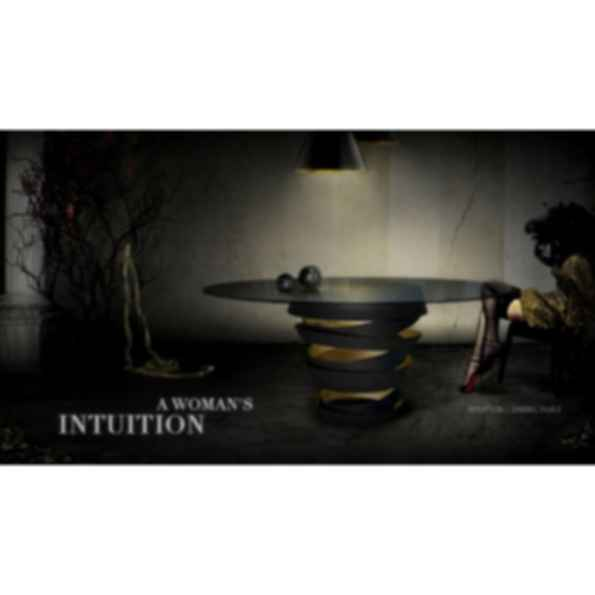 Intuition Round Dining Table