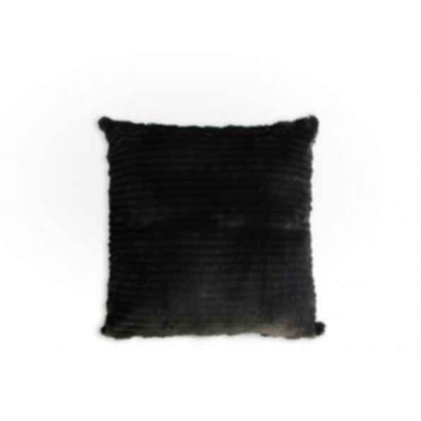 Square cushion BLACK RABBIT