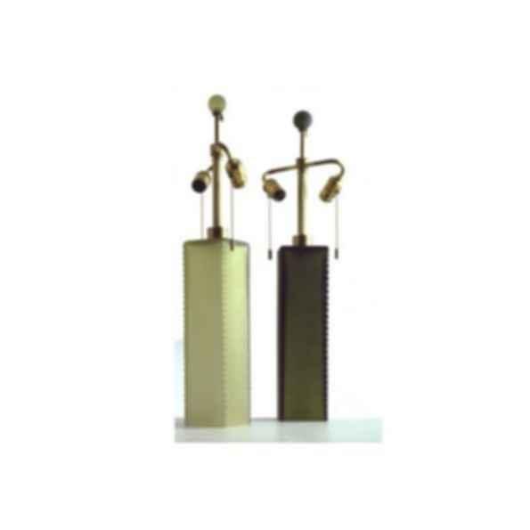 Murano glass table lamp MATTONE