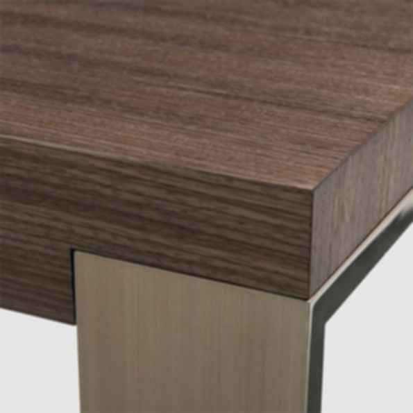 Rex Wood Veneer Writing Desk