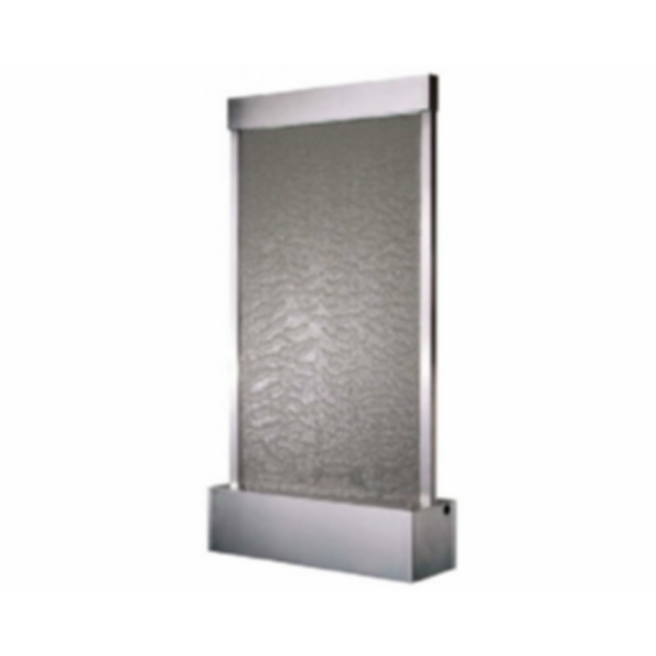 Water Feature - Stainless Steel with Stainless Steel Screen