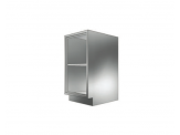 Stainless Cabinetry - Open Base Unit