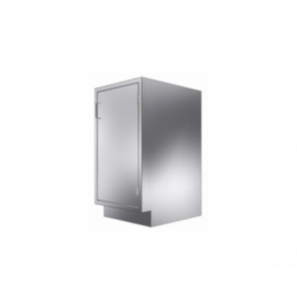 Stainless Cabinetry - Hinged Single Door Base Unit