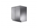 Stainless Cabinetry - Hinged Double Door Base Unit
