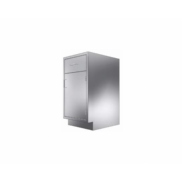 Stainless Cabinetry - Hinged Single Door/Single Drawer Base Unit