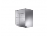 Stainless Cabinetry - Combo Drawer Base Unit - 7 drawers