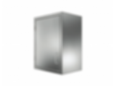 Stainless Cabinetry - Solid Hinged Door Wall Unit