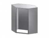 Stainless Cabinetry - Open Corner Wall Unit