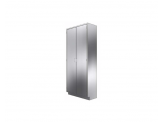 Stainless Cabinetry - Hinged Door Tall Unit - Double door