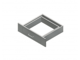 Stainless Cabinetry - Knee Space Drawer - Single drawer
