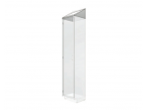 Stainless Cabinetry - Sloping Tops for Wall Mounted and Tall Storage Cabinets