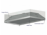 Stainless Cabinetry - Canopy Hood