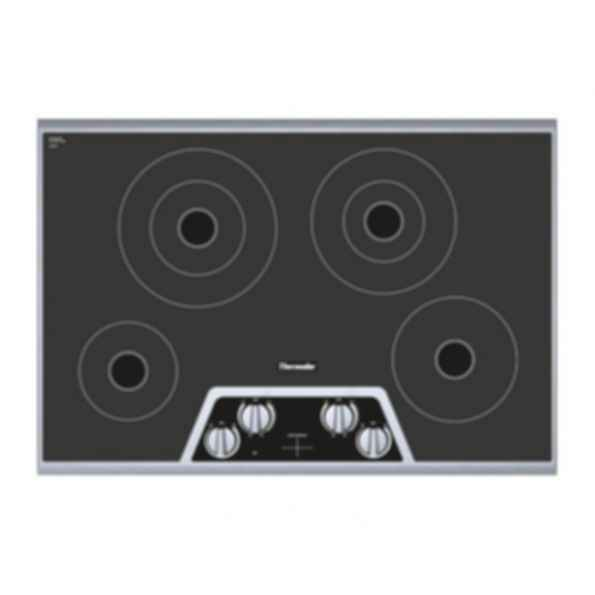 30 inch Masterpiece® Series Electric Cooktop CEM304NS