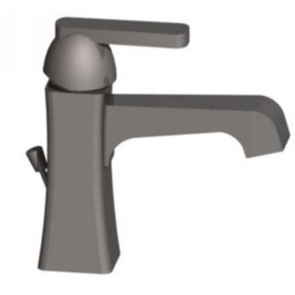 Ashlyn Single Handle Centerset Lavatory Faucet - Brilliance® Stainless