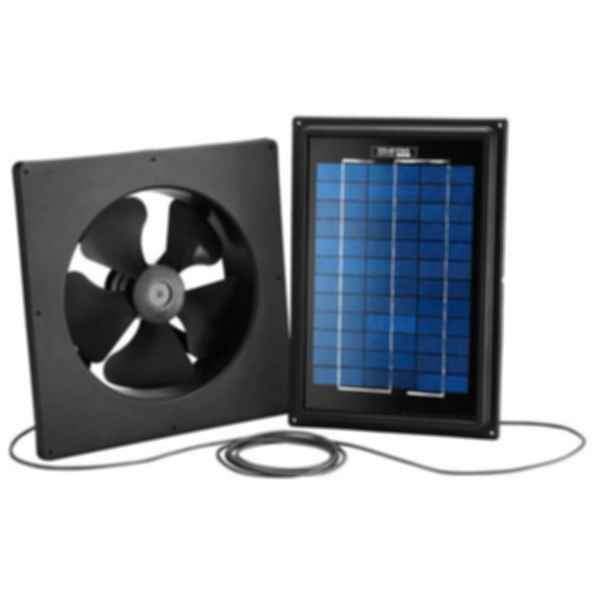 Solar Star Attic Fan IM 1200 (Interior Mount)