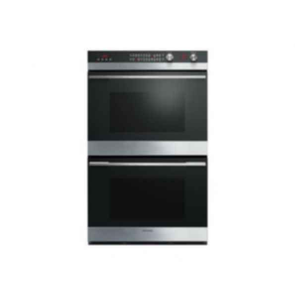76cm 11 Function Double Pyrolytic Built-in Oven OB76DDEPX3