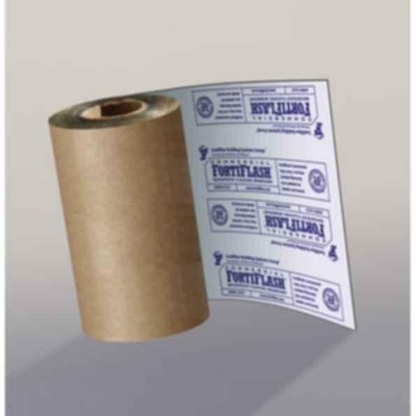 FortiFlash® Commercial Waterproof flashing membrane