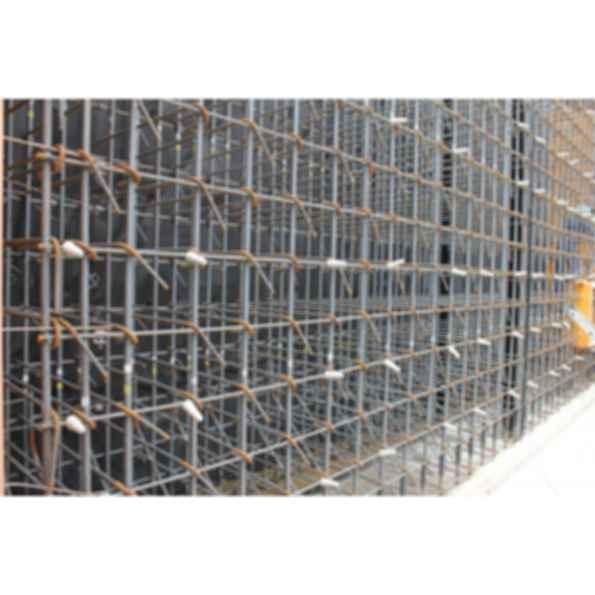 Novatak pre-applied waterproofing membrane